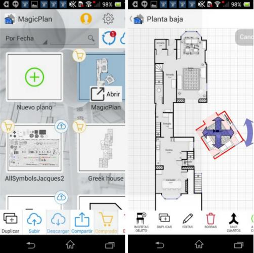 Magic Plan app immo