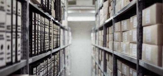 Archivage des documents comptables