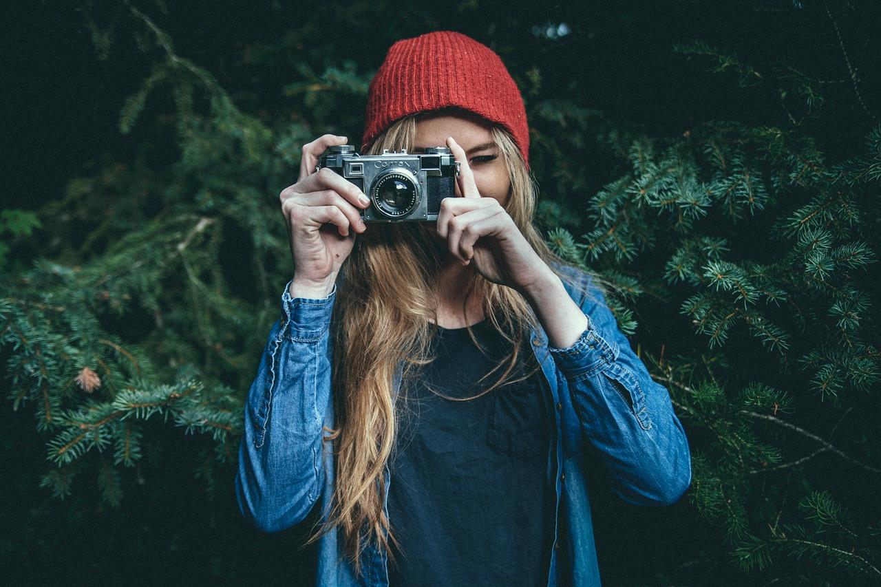 faire une photo