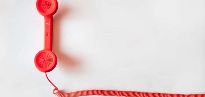 le démarchage téléphonique